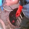 Curățare rezervoare de carburanți (foto →)