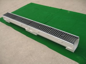 Polymer-Concrete-Linear-Drainage-Sewer